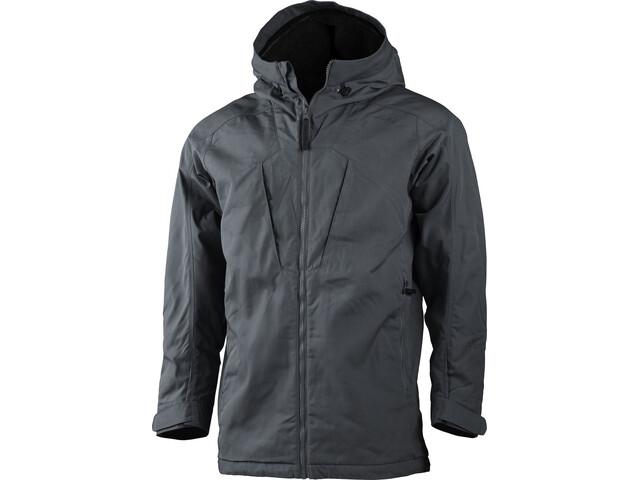 Lundhags Habe Pile Jacket Men charcoal